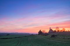 St James Sunset (jactoll) Tags: weethley warwickshire stjames church sunset light landscape sony a7ii zeiss 1635mmf4 jactoll