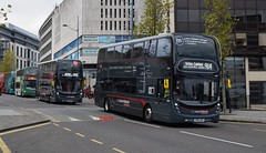 6800 National Express West Midlands (KLTP14) Tags: 6800 nxwm nationalexpress westmidlands platinum adl enviro400 mmc 66reg brandnew 914 birmingham sn66wdc