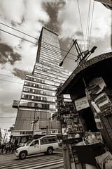 Torre Latinoamericana V (Pablo Leautaud.) Tags: mexico mexicocity cdmx centro granangular wideangle ultra urban urbano pleautaud torre latinoamericana torrelatino ejecentral