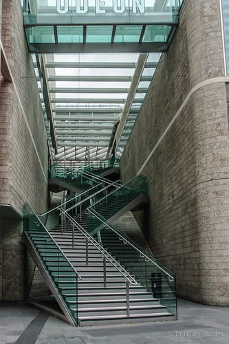 The Odeon Staircase, Liverpool One
