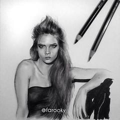 WANT A FREE FEATURE ? :wh (http://xeeme.com/LADYTEREZIE) Tags: ladyterezie instagram art portrait