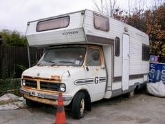 1977-78 Bedford CF Glendale motorhome. (Lawrence Peregrine-Trousers) Tags: bedford camper motorhome cf coachbuilt ffffffffff