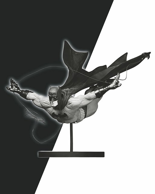 Dick Grayson As BATMAN STATUE BY JOCK