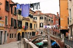 Venezia (Ivan Dessi) Tags: venice italy canon eos venise venezia veneto panni 1100d flickrtravelaward canoneos1100d