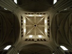 Laon Cathedral Interior