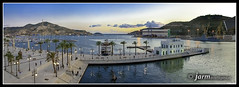 Puerto Cartagena (jarm - Cartagena) Tags: españa club real puerto mar spain espagne cartagena regatas cim bahía bocana dársena navantia regióndemurcia jarm patacha