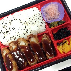 Bento @  (sleepy_sleepy) Tags: bento foodspotting  foodspotting:place=759116 foodspotting:review=3577960