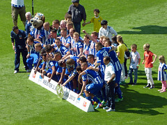Teamfoto 1 (Dan blue and white) Tags: totale fokussiert hohequalitt eingesicht