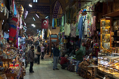 Gran Bazar #4 (Bahanick --(Next upload: Istanbul shots)) Tags: camera blue original light tower art colors up look composition contrast turkey dark for reflex raw torre foto with arte bright image sofia good picture shapes istanbul palace mosque spices egyptian saturation su ottoman bazaar visual emotions per curiosity colori topkapi harem con luce bosphorus romanic minarets cistern forme sensation galata hagia riflesso moschea composizione scuro sensazioni immagine turchia emozioni suleymaniye chiaro bosforo tonality costantinopoli egizio bisanzio visivo solimano