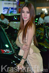 Supercar & Import Car #4 (krashkraft) Tags: coyote beautiful beauty thailand pretty bangkok gorgeous autoshow racequeen gridgirl boothbabe 2013 krashkraft     supercarimportcar4