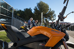 Zero Motorcycles (Guillem Calatrava) Tags: road electric motorcycle driver motor electrical eco motocicleta elctrica