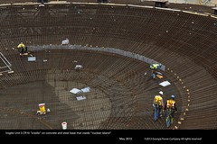 Vogtle Reactor 3 and 4 Construction Photos - May 2013 (N_E_I) Tags: nuclear nuclearplant georgiapower southerncompany vogtle southernnuclear usnuclearplants