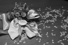 just married! (Andrea Ferrari 1990) Tags: wedding blackandwhite nikon matrimonio biancoenero d3200 piazzabernini flickrandroidapp:filter=none