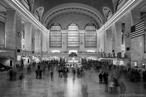 New York Views - Grand Central Station