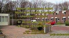 60 Seconds Nagele (NL)-de Klamp 2 (Microtoerisme) Tags: jan nederland gratis stichting nagele inzicht stadswandeling klamp geerling microtoerisme