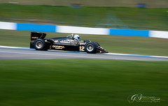 JPS Lotus 97T/2 at Donington Park (Jorge-) Tags: lotus senna jps doningtonpark