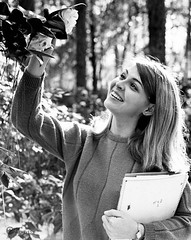 Cindy Black (4) (Valdosta State University Archives) Tags: georgia us valdosta unitedstates 1967 1960s studentlife valdostastateuniversity valdostastatecollege cindyblack campusbeauties camelliatrial