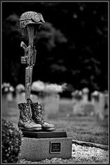 In Honor Of All That Served (99baggett) Tags: holiday cemetery ga georgia soldier memorial war honor richmond soldiers augusta memorialday veterans hillcrestmemorialpark 2013 vereran
