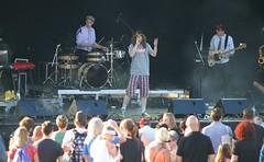 Linzfest 2013 -Tag 1 (austrianpsycho) Tags: people linz leute stage 2013 linzfest bühne legranduffzaque 18052013 linzfest2013