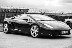 Lamborghini (zbdh12) Tags: travel blackandwhite canon eos europa europe adventure czechrepublic lamborghini bohemia 6d