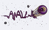 Awall (awallphoto) Tags: arizona art 35mm painting graffiti paint purple fb 28mm az olympus cover micro ft spraypaint f2 zuiko tempe 43 omd facebook shg bwfilter coverphoto m43 zd 14mm mft fourthirds awall em5 1435mm fanpage mirrorless aaronwallace microfourthirds awallphoto awallphotocom facebookcoverphoto