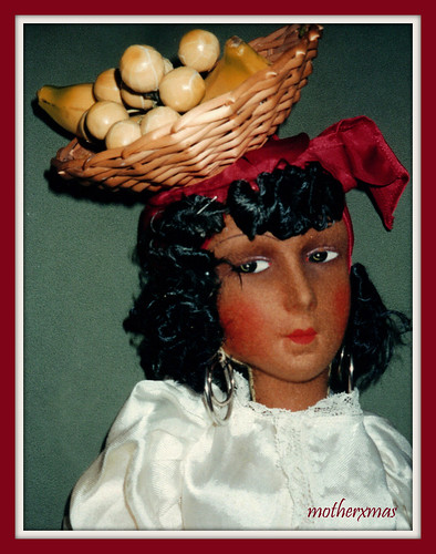 South American Baha Boudoir Doll