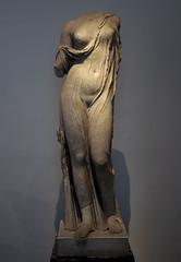 Aphrodite, so-called Charis. Rome, Palatine Museum.
