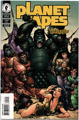 Planet of the Apes: The Human War #2 (FranMoff) Tags: planetoftheapes comicbooks campbell darkhorse jscottcampbell humanwar