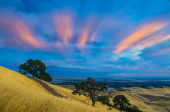 (Marc Crumpler (Ilikethenight)) Tags: california morning autumn trees usa grass clouds sunrise landscape golden pentax hiking trails hills bayarea eastbay antioch k5 blackdiamond ebrpd contracostacounty eastbayregionalparkdistrict tamron1750 ebparks ilikethenight marccrumpler ebparksok pentaxk5