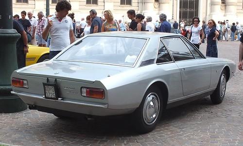 Lancia Flaminia Marica Ghia 1969 (2)