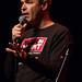 Comedy Gig 2014 John Hilary opening credit Aimee Valinksi