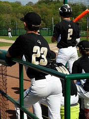 Quakers (e r j k . a m e r j k a) Tags: game sports fence athletics published baseball pennsylvania candid wildlife highschool familytree 23 allegheny quakers bouchard i79pa upperohiovalley quakervalley pa65 erjkprunczyk bellacres