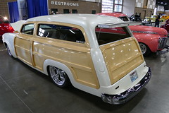 1949 Stude/Ford (bballchico) Tags: 1949 statiowagon custom studeford bobsorger normasorger ford studebaker 206 washingtonstate