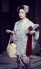 Geisha_Kyoto_2 (Ivonne G.) Tags: japan spring heart maiko geiko geisha macaque snowmonkey japaneselanterns