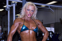 Sexy fitness model photo shoot - bikini - Gym, weights and Lycra (Rick Drew - 20 million views!) Tags: hot ass panties back model tits underwear legs boobs muscle bra chick bighair bikini blond blonde bimbo blondie bodybuilder shape workout fitness abs fit tanned