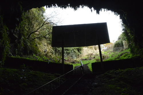 Cave Entrance from Within