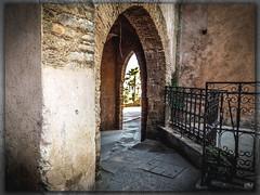 Porte dans la Porte (A.B.S Graph) Tags: fly tour sale morocco maroc porte hassan chateau bateau enfant plage printemps barque rabat courniche plonger oudaia oudaya bouregreg bouregrag