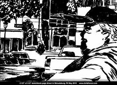 All of my art is at www.chrisfrancz.com (Chris Francz) Tags: art sketch drawings myart inkdrawings sketches lifedrawing stroudsburgpa artistsketchbook inkandbrush sketchbookpages sketchbookart drawingsofbuildings chrisfrancz chrisfranczart downtownstroudsburgpa