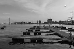 Stralsund - von der Mole zur Rügenbrücke