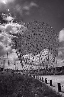 Rise Sculpture, Belfast - Explored May 18. 2015
