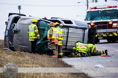 Kitchener Fire - Manitou Dr. MVC, 04/04/2015 (Front Page Photography / Hooks & Halligans) Tags: ontario canada fire photography crash accident engine kitchener front pump firetruck page fireman vehicle hh service motor firemen wreck firefighter department firefighters rollover services mva dept collision pumper motorvehicleaccident firewoman waterlooregional fpp mvc firewomen kitchenerontario waterlooregion pump8 motorvehiclecrash motorvehiclecollision pumper8 frontpagephotography hookshalligans hooksandhalligansfirephotography hooksandhalligans hookshalligansfirephotography