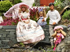 The Rocky Family's Spring Vacation In The Lake District 2015. (HollysDollys) Tags: family flowers vacation lake holiday rabbit fashion garden toy toys happy blog spring stacie doll dolls princess district families emma ken barbie potter rocky ella disney holly story peter shelly kelly cinderella beatrix ruby dolly stories disneystore dollies hollys dollie dollys disneydoll hollysdollys