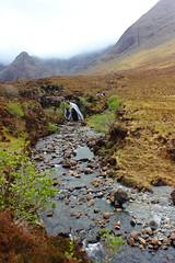 Heather And Hills (Gordy Glen) Tags: nature scotland scenery isleofskye free scottish waterfalls glenbrittle fairypools canon600d gordyglen