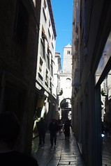 Split (Dalmatie/Croatie) (PierreG_09) Tags: croatia split hr rue ville croatie hrvatska adriatique dalmatie