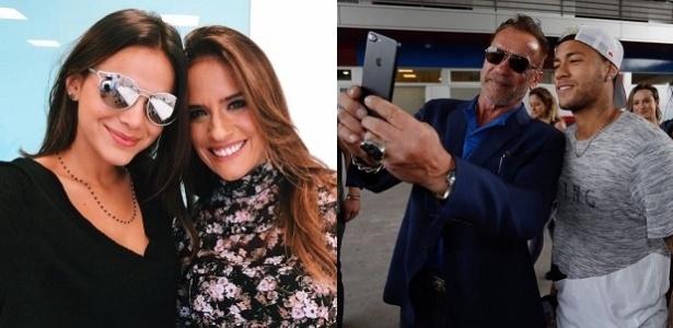 Bruna Marquezine e Neymar usam colares iguais; fãs apostam em reconciliação