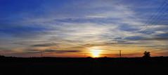 Sunset (Kosmi88) Tags: sunset nikon d60 poland wie koacinek sky niebo skyporn polskawie zachd zachodslonca outdoor