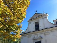 Mompiano al Sole! #brescia #architecture #tree #nature #italy #church #garden #beautifull #autumn (supertec2) Tags: brescia architecture tree nature italy church garden beautifull autumn