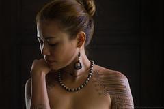 When I (Bong Manayon) Tags: bongmanayon pentaxk3 pentax k3 kalinga sinokray tattoo philippines bestportraitsaoi