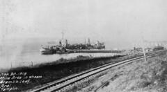 Imperial Oil's Imperoyal Refinery, Dartmouth, Mina Brea 1918 (vboudreau2016) Tags: mina brea 1918 dartmouth oil refinery