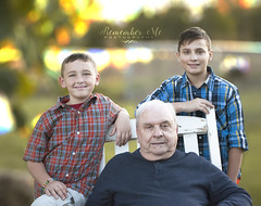 The Boys (taylormackenzie) Tags: boys brother grandfather grandchildren outside nikon d3000 fall autumn remember me photography taylor dixon rocking chair smiles happy north carolina bokeh